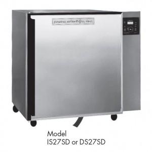 undercounter laboratory refrigerator diurnal chamber with instrument panel