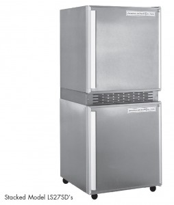 undercounter laboratory refrigerators with stacking kit