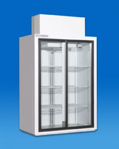 Powers Scientific ST54GD safety flammable storage refrigerator