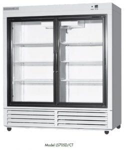 Powers Scientific LS70SDCT 2-8C Constant Temperature Refrigerator
